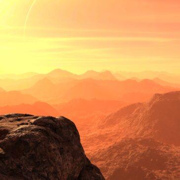 Mars Landing E8