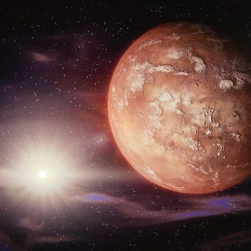 Mars Landing Matura