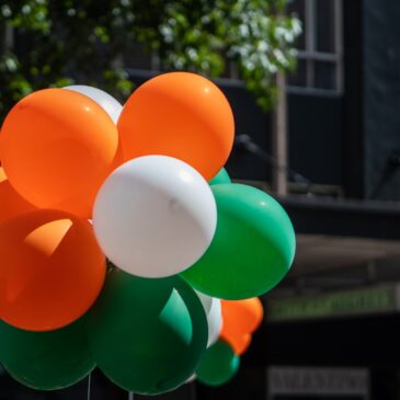 St Patrick's Day for Children (A0)